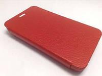 Чехол для Nokia Lumia 620 - Melkco Book leather case (NKLU62LCFB2RDLC)