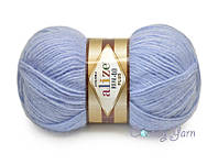 Alize_Angora Real 40 Plus_Голубой №40