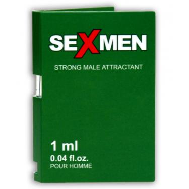 Духи с феромонами мужские SEXMEN 1 мл.