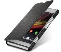 Чехол для Sony Xperia GO ST27i - Melkco Book leather case