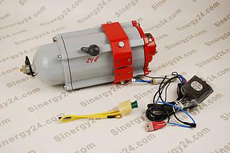 Топливный Фильтр-сепаратор с подогревом ТФС 2020, 24В, 10л/мин. для грузовых авто.