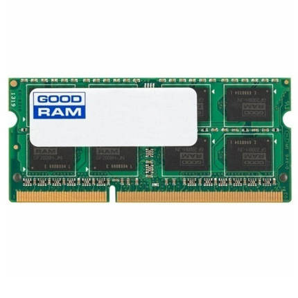Оперативная память для ноутбука 4 Гб/Gb DDR3, 1600 MHz, Goodram, 1.35V (GR1600S3V64L11S/4G), фото 2