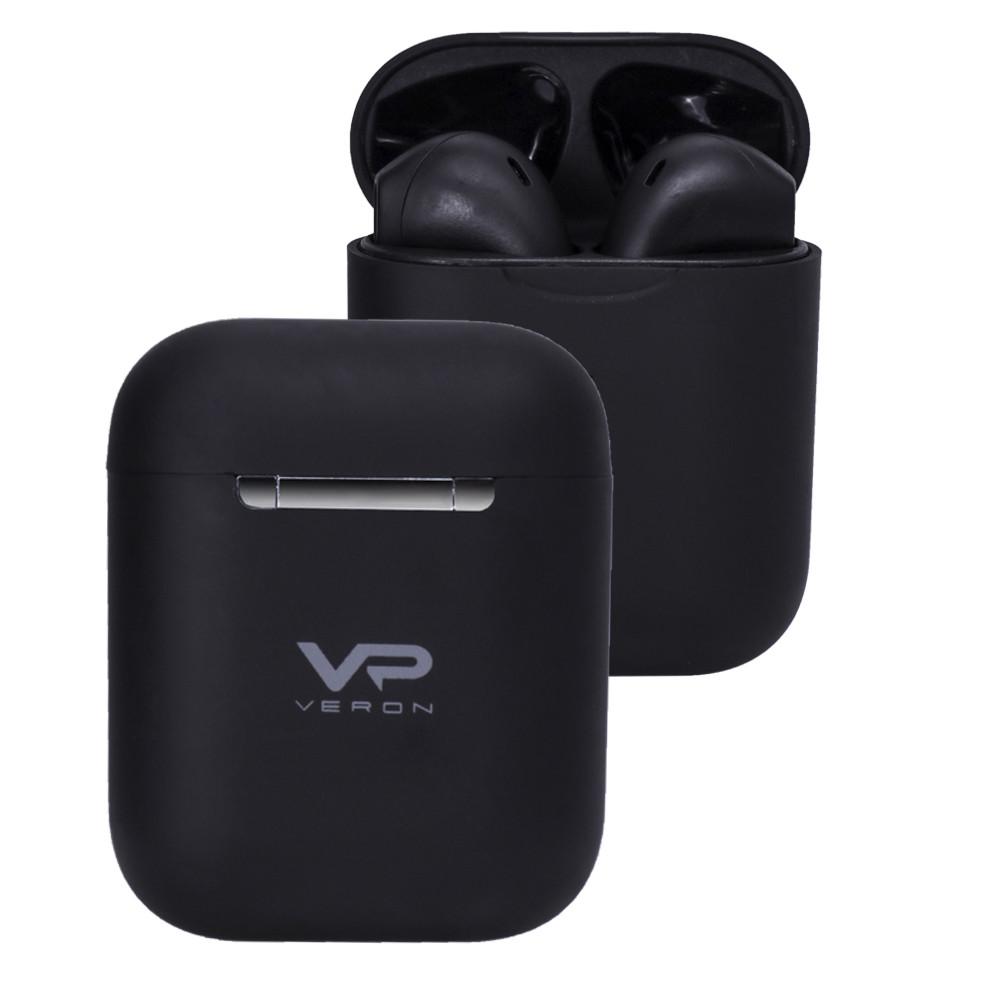 Беспроводные сенсорные наушники VERON VR-01 Black