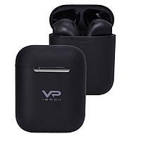 Беспроводные сенсорные наушники VERON VR-01 Black, фото 1