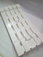 Сиденье (полка) для ванной пластиковое Консенсус OST-050