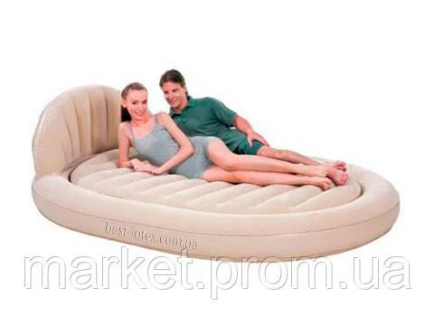 Надувная кровать BestWay 67397 Comfort Quest (234х178х69 см. )
