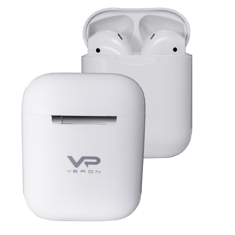 Беспроводные сенсорные наушники VERON VR-01 White