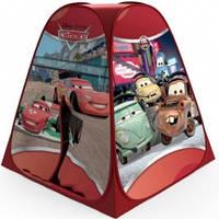 Палатка игровая лицензионная тачки 75 75 90см