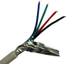 Бухта сигнального кабеля 4x0.22 (Вектор)(100М) Кабель 4x0.22