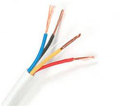 Бухта сигнального кабеля 4x0.22 (300М) Кабель 4x0.22 V2