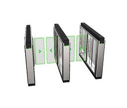Hikvision Swing Barrier DS-K3B801А-MM DS-K3B801А-M/M