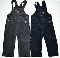 Брюки, комбинезоны, джинсы утепленные для девочек