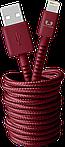 Fresh 'N Rebel Fabriq Lightning кабель 3m Ruby, фото 2