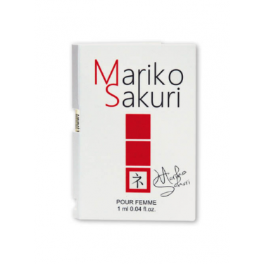 Духи с феромонами женские Mariko Sakuri 1 мл.