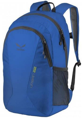 Стильный модный городской рюкзак 22 л. Salewa URBAN 22 1132/8490 синий