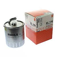 Фільтр паливний Knecht KL 179 MB C W203, G W461, M W163, 2.2CDI-3.0CDI, 99 - 188372