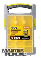 """MasterTool  Органайзер с ручкой 15 секций, 8,5"""" (210*338*62 мм), Арт.: 79-2085"""