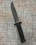 Большой тактический нож с чехлом GERBFR 2118А для охоты и рыбалки (30см), фото 5