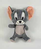 Мышка, мышь, с мультика, том и Джери, качественная, приятная на ощупь, мягкая игрушка, 19см