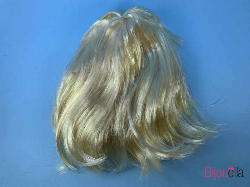 Парик блонд короткое каре длина 25 см маскарадный парик