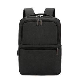 """Рюкзак для ноутбука M-Сase 012 Black 15.6"""" (14066)"""