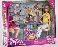 Игровой набор кукол Кафе JX 100-53 - 153706