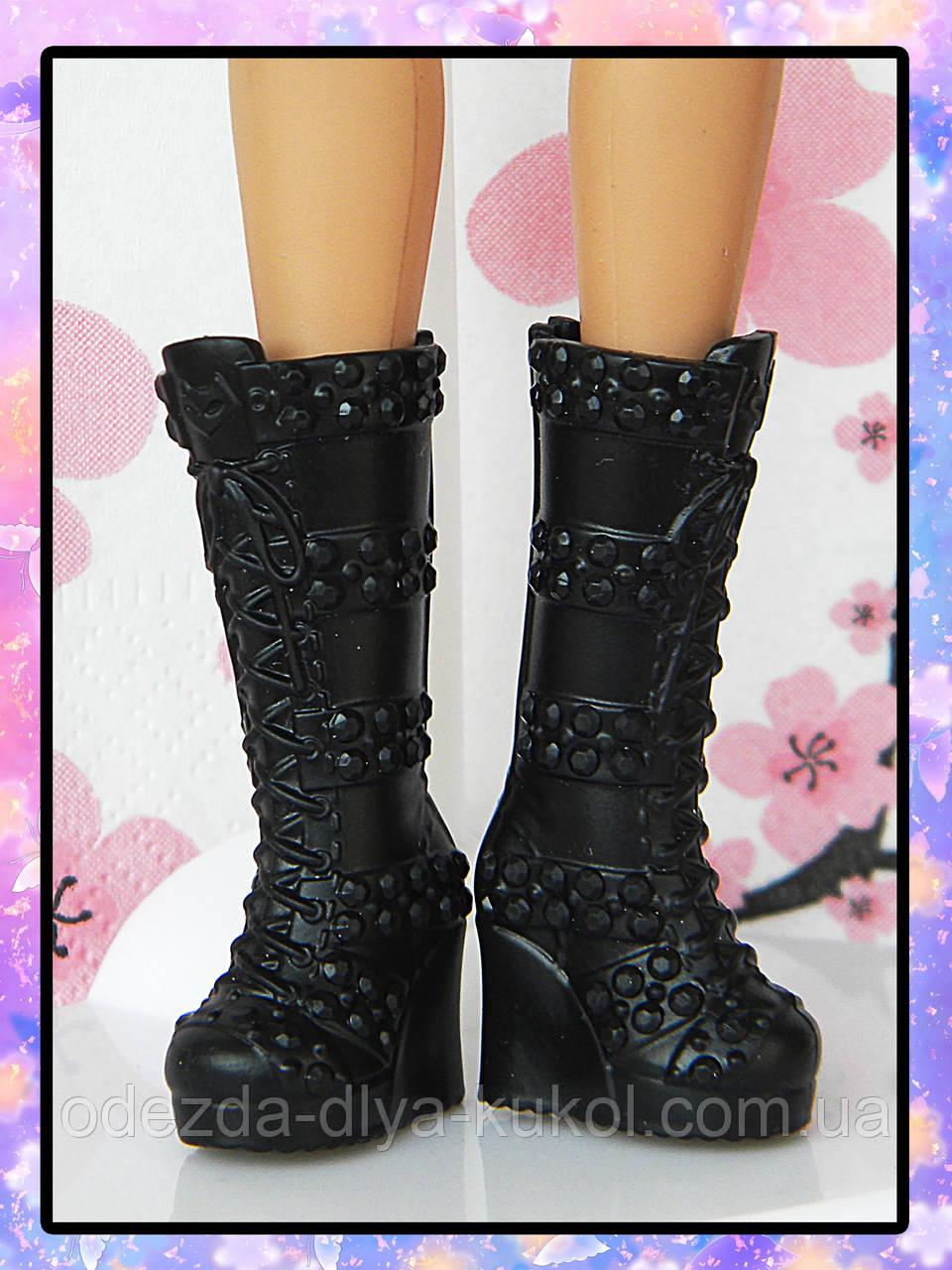 Взуття для ляльок Барбі - чоботи