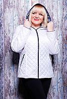 Стеганая куртка женская в 4х цветах Стежка, фото 1