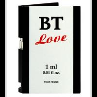 Духи с феромонами женские BT-LOVE 1 мл