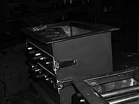 Магнитный сепаратор КМ-9 на постоянных магнитах для сахара-песка, зерна, муки и т.п.