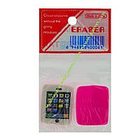 Ластик L17970 (телефон, цена за 2 штуки, 3.2*2.5 см.)