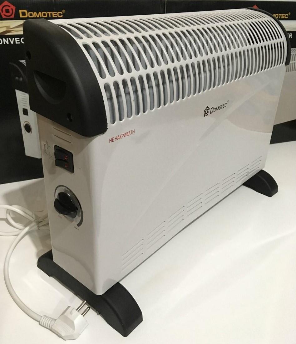 Конвектор DOMOTEC MS5904 три режима 750W/1250W/2000W