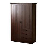 """IKEA """"МЮСКЕН"""" Гардероб, коричневый"""