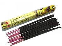 Аромапалочки Hem Kiwi Grapes Киви Виноград шестигранник