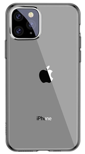 Baseus Simplicity Series (basic model) for iPhone 11 Pro MAX Transparent Black