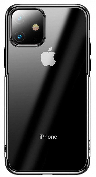 Baseus Shining чехол для iPhone 11 Pro Black (ARAPIPH61S-MD01)