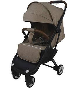 Детская прогулочная коляска YoyaPlus 3 Бежевая (959755934)