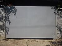 Ворота листовые гаражные  3000*3500