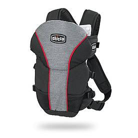 Эрго рюкзак-кенгуру Chicco Ultrasoft Черный (878566013)