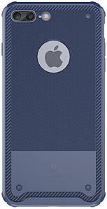 Чехол-накладка Baseus Shield Case iPhone для 7 Plus Dark Blue (48770)