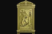 Икона благовещение пресвятой богородицы, фото 1