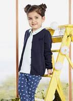 Кофта для девочки хлопковая Lupilu