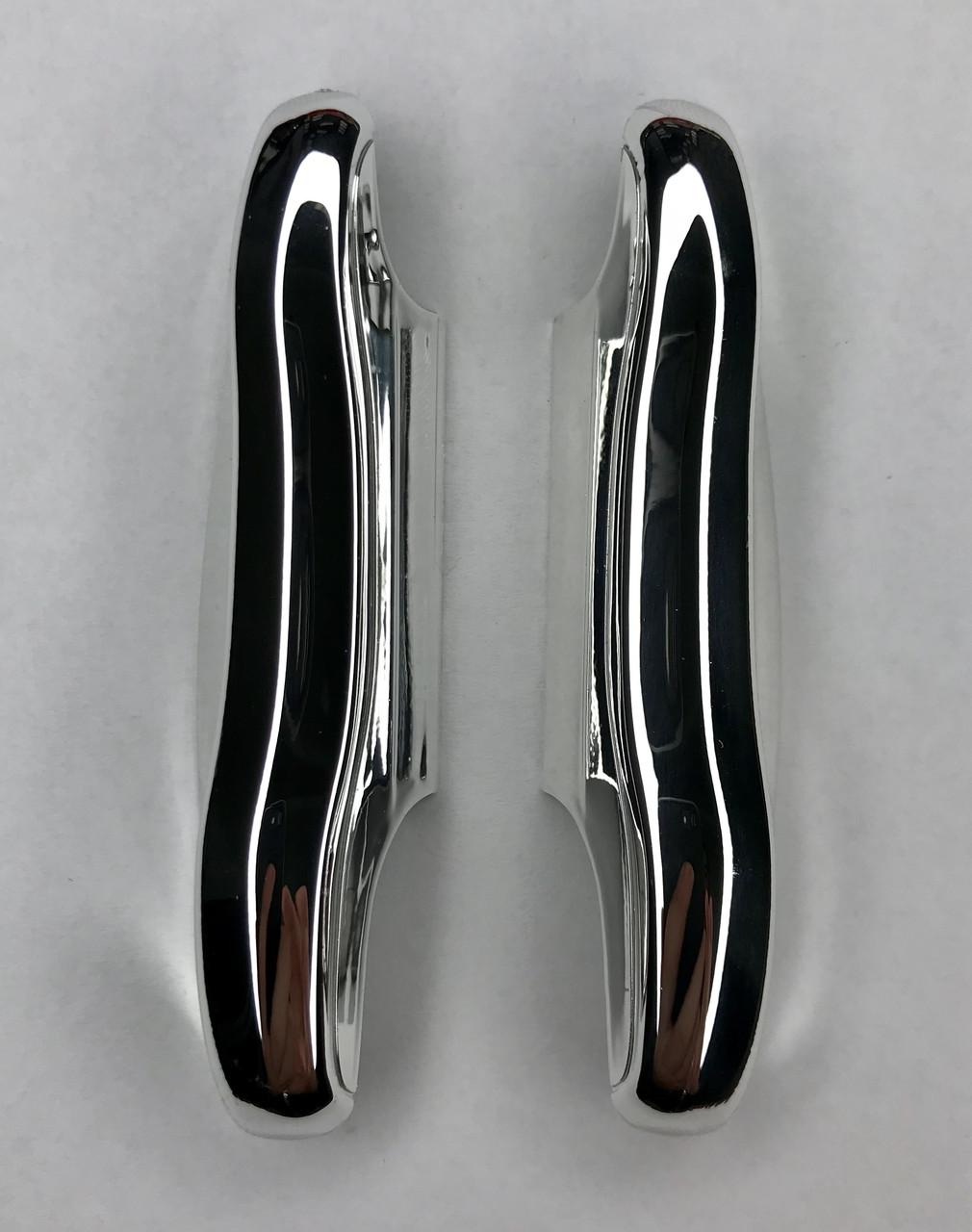 Боковая и центральная вставка для ключа Porsche Panamera Cayman Macan Cayenne Spyder Carrera 911 970 981 991