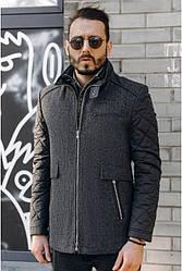 Универсальная теплаяосенне-зимняя  мужская куртка«Comby»