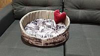 Лежаки для собак и кошек 60х50 см.Лежанка,Лежаки,лежак,лежак для кошки,лежак для собаки,лежанка, фото 3