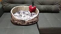 Лежаки для собак и кошек 60х50 см.Лежанка,Лежаки,лежак,лежак для кошки,лежак для собаки,лежанка, фото 5