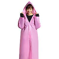 Дождевик женский ЕВА, розовый, оригинал