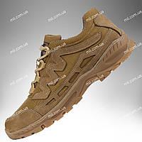 Военные кроссовки / демисезонная тактическая обувь Comanche Gen.II (coyote)