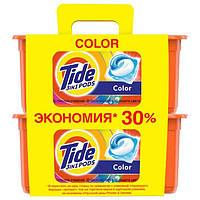 Капсулы для стирки цветного Tide Go Pods Color 3 в 1 60 капс.