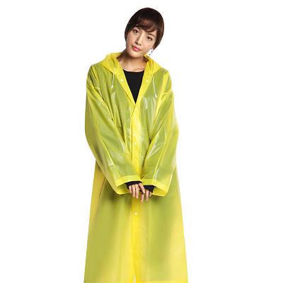 Дождевик женский ЕВА, желтый, оригинал